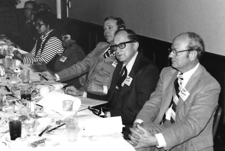 1979 United Methodist Foundation organizational meeting