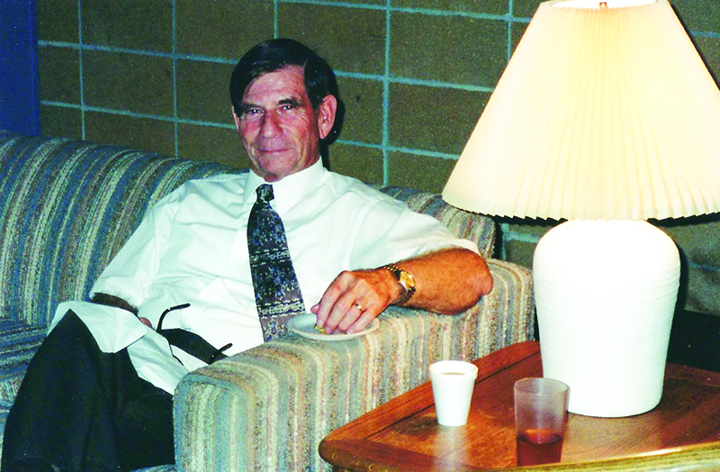 Billy Joe Rish, 1998 Fall UM Foundation Board Meeting